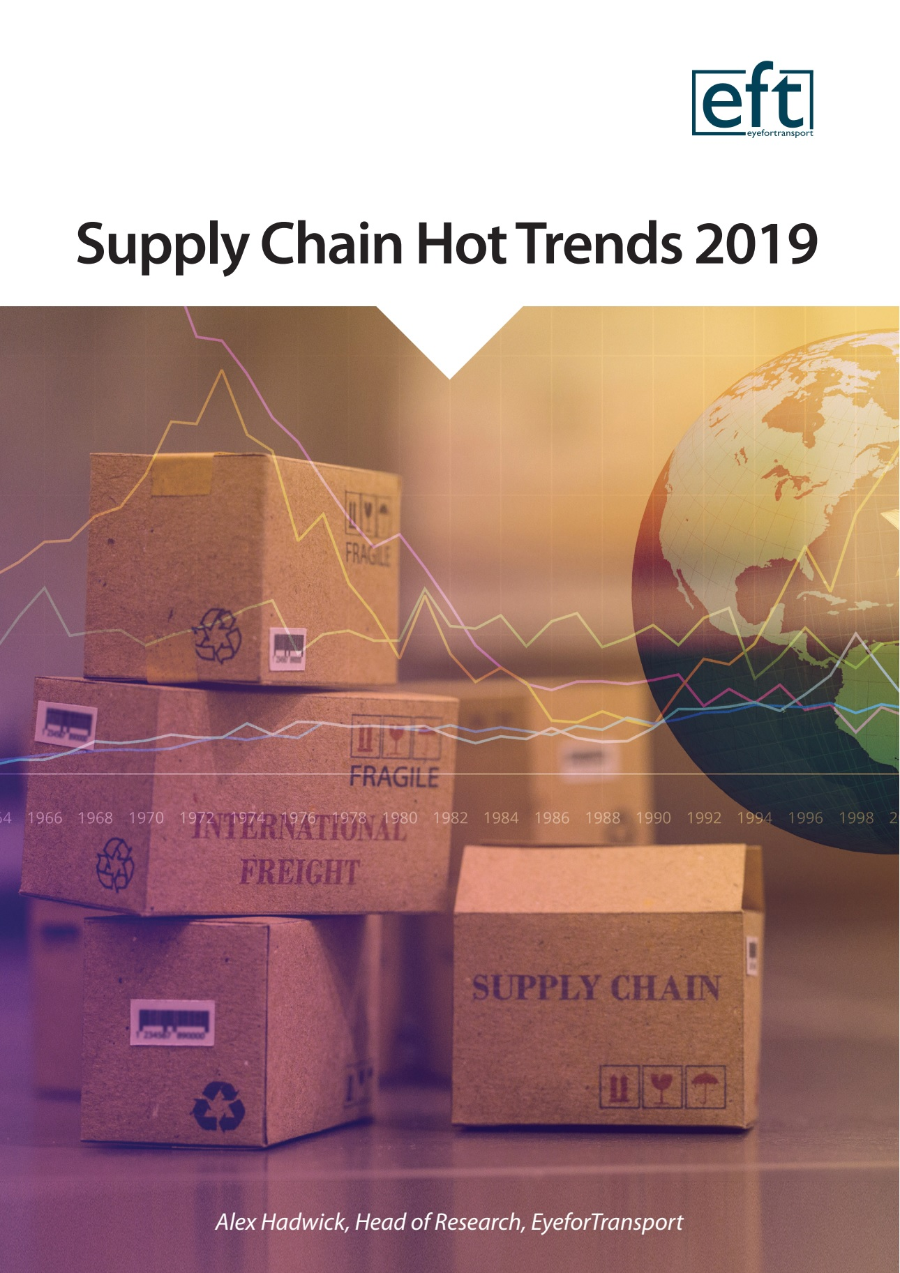 Suuply Chain Hot Trends 2019 report